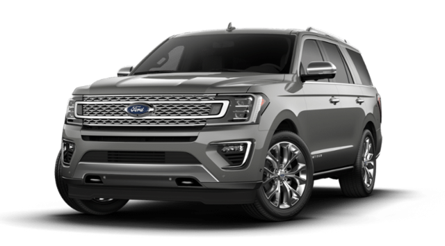 New 2019 Ford Expedition Platinum SUV for sale in Tracy, CA